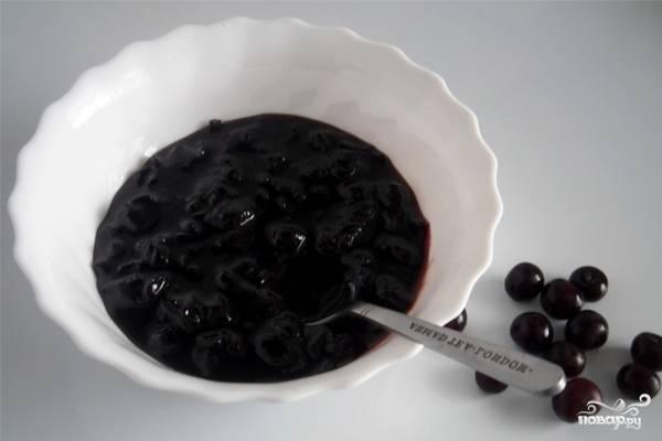 Варенье из смородины без сахара