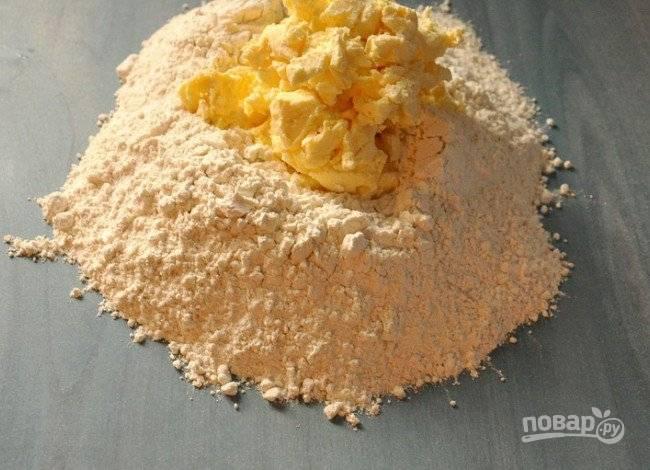 Старый - Наполеон - пошаговый рецепт с фото на