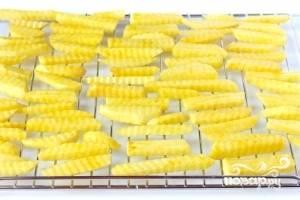 Картофель фри в духовке - пошаговый рецепт