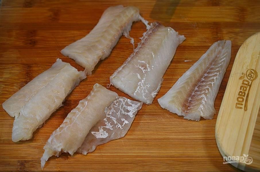 Рыба в картофельной шубе - пошаговый рецепт