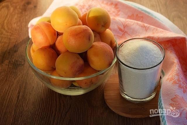 Абрикосы в собственном соку на зиму - пошаговый рецепт