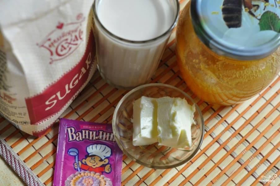 Домашние конфеты ириски - пошаговый рецепт
