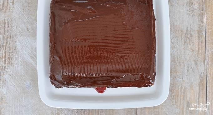 Торт - Ландыш - по ГОСТу - пошаговый рецепт