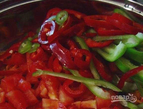 Масляная рыба, тушенная с овощами - пошаговый рецепт