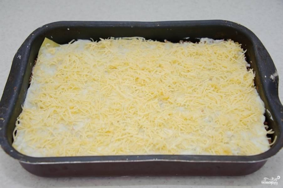Лазанья классическая с фаршем - пошаговый рецепт