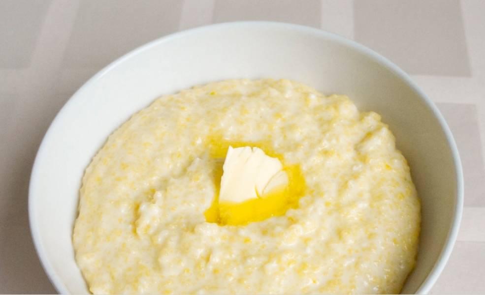 Кукурузная каша в мультиварке панасоник - пошаговый рецепт