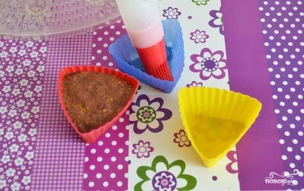 Печеночное суфле для детей - пошаговый рецепт