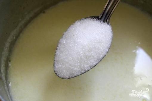 Выпечка на прокисшем молоке - пошаговый рецепт