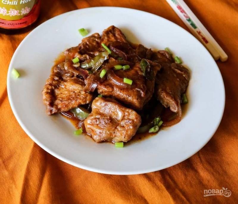 Рыба с луком - пошаговый рецепт с фото на