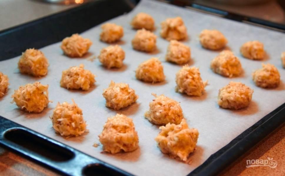 Печеньки быстрые - пошаговый рецепт