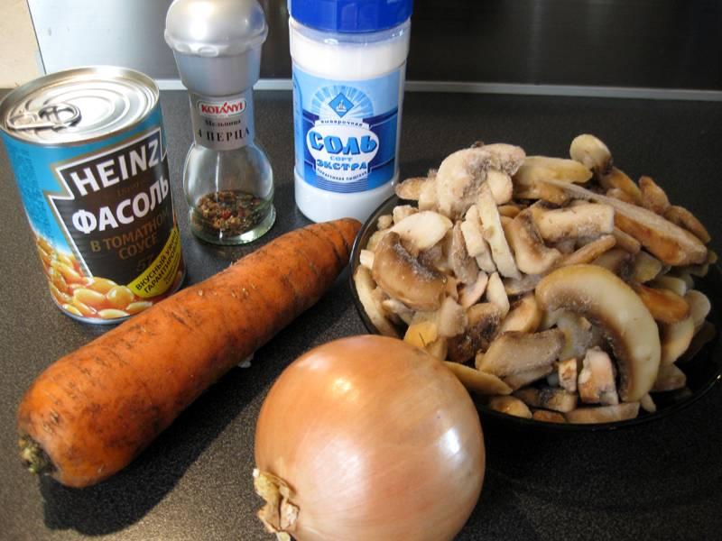 Лобио консервированное - пошаговый рецепт