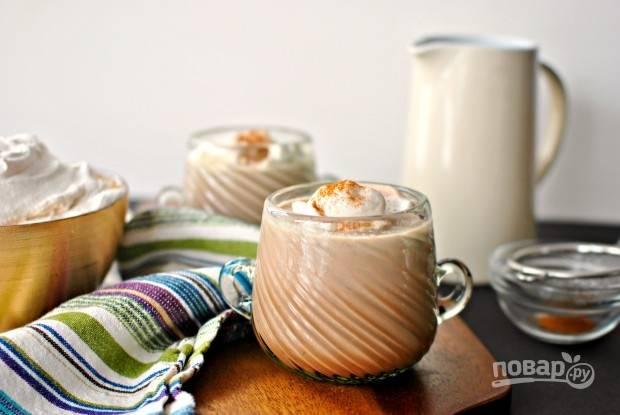 Горячий шоколад по-мексикански - пошаговый рецепт