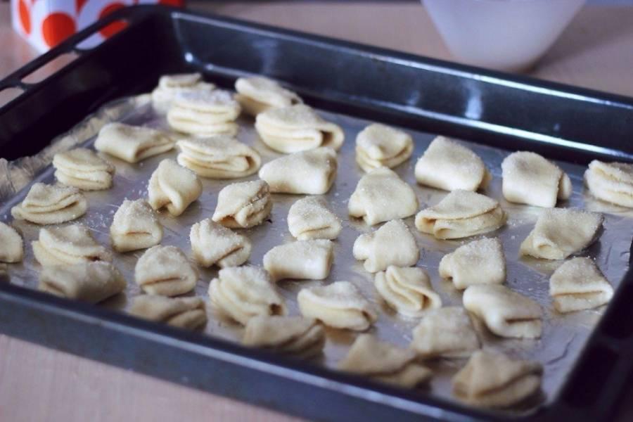 Творожное печенье к чаю - пошаговый рецепт с фото на