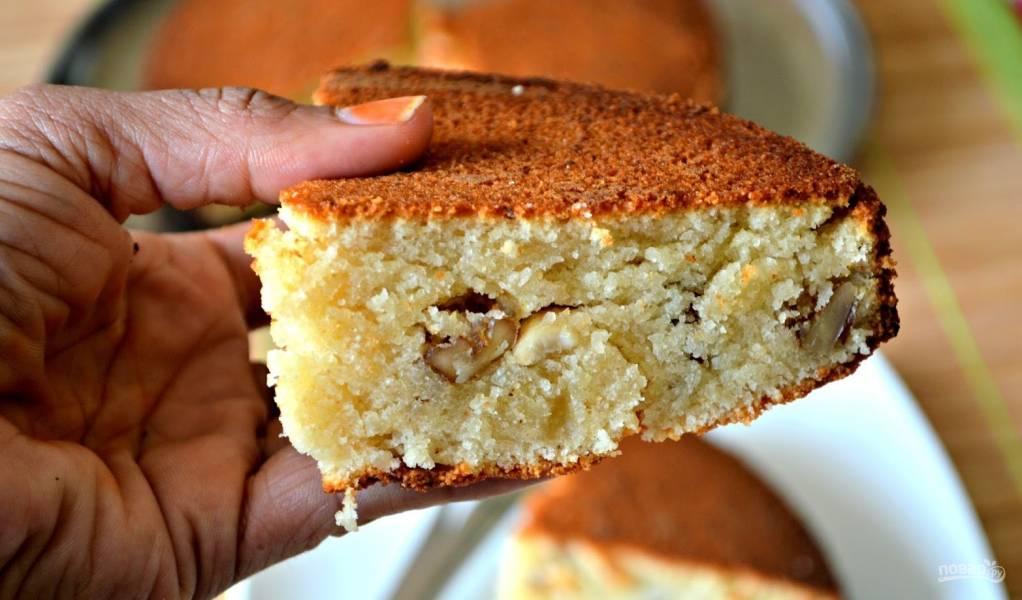 Рецепты сладких пирогов на молоке