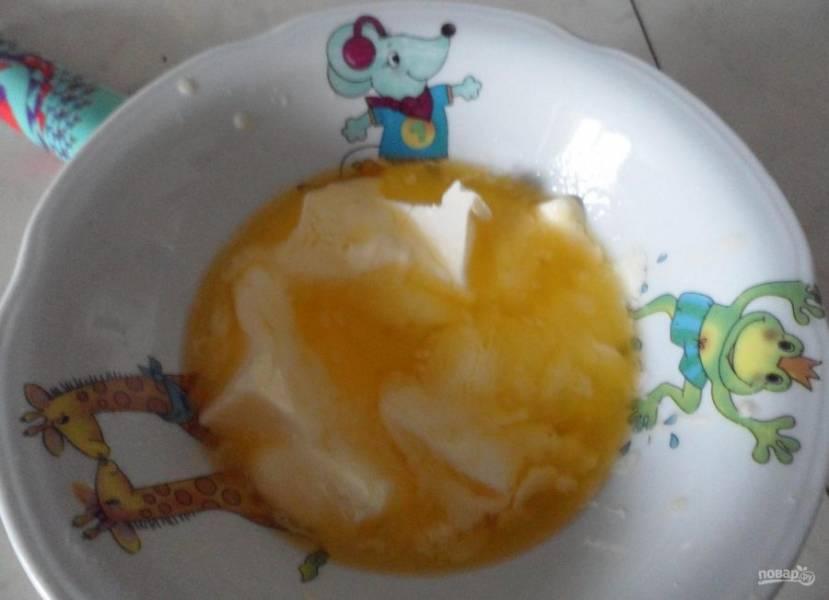 Детское печенье на кефире - пошаговый рецепт