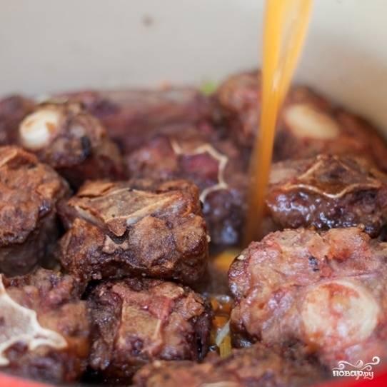 Оссобуко - пошаговый рецепт