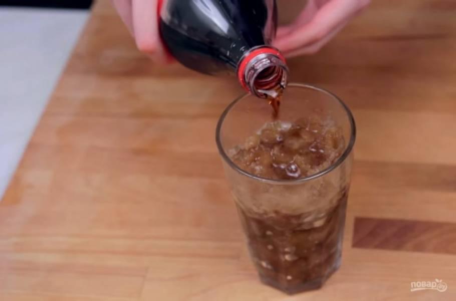 Ледяная - Кока-кола - пошаговый рецепт