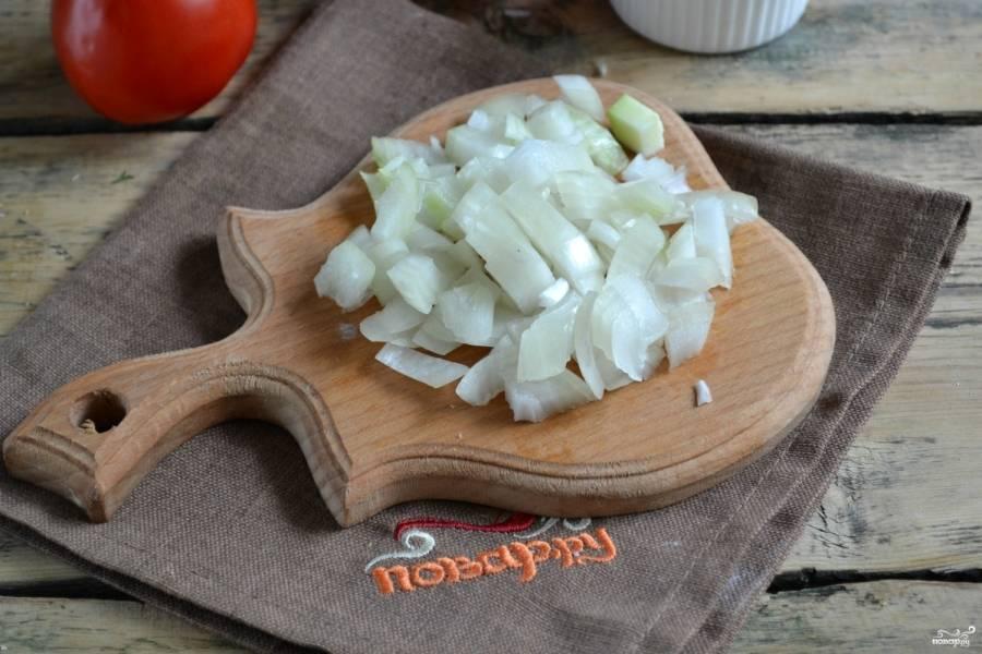 Диетическое рагу из кабачков - пошаговый рецепт