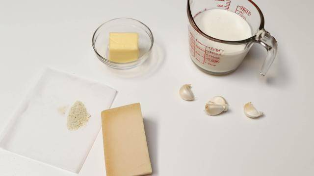 Спагетти - Альфредо - пошаговый рецепт