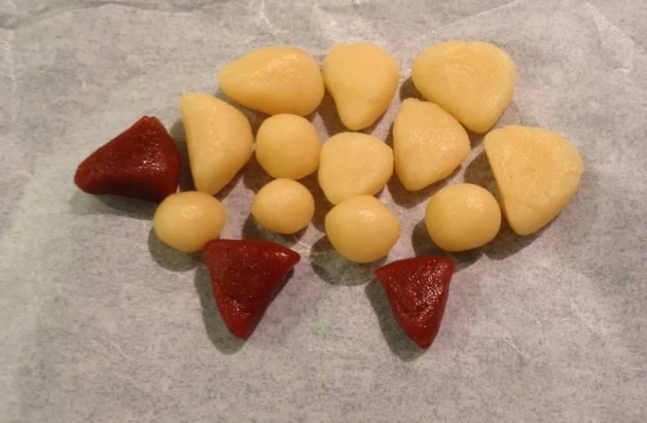 Овечки из масляного теста - пошаговый рецепт