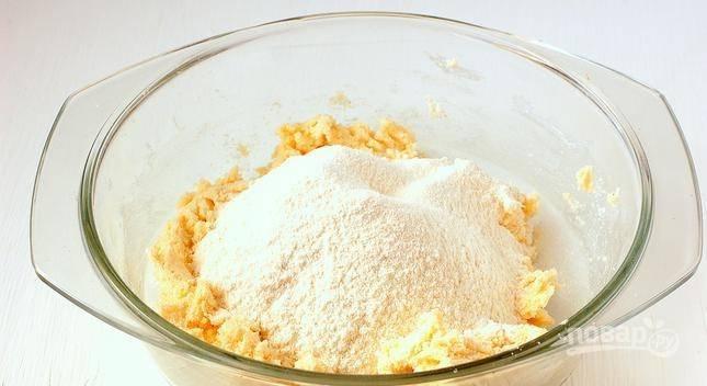 Печенье из манной крупы - пошаговый рецепт