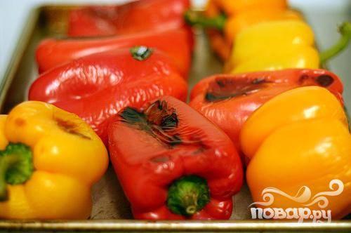 Маринованный болгарский перец - пошаговый рецепт с фото на