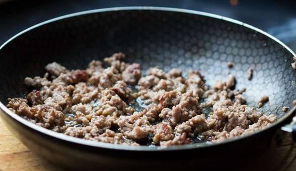Лазанья с фаршем быстро - пошаговый рецепт