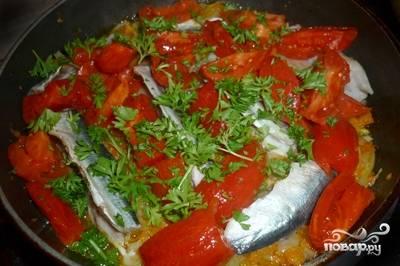 Салака тушеная - пошаговый рецепт с фото на