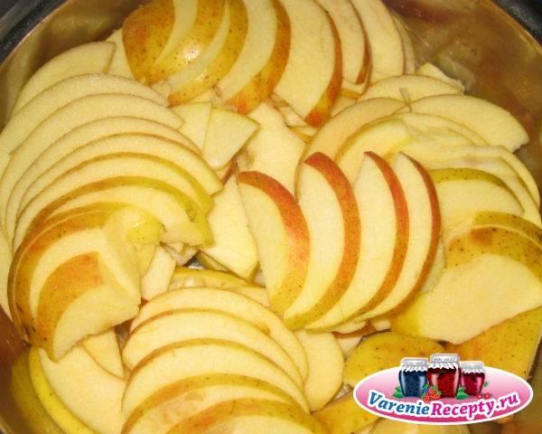Варенье из сушеных яблок - пошаговый рецепт