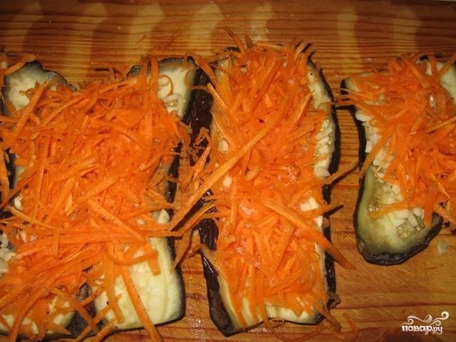 Добавим морковь.