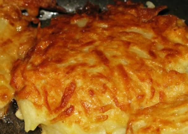 Рыба в картофельном кляре - пошаговый рецепт