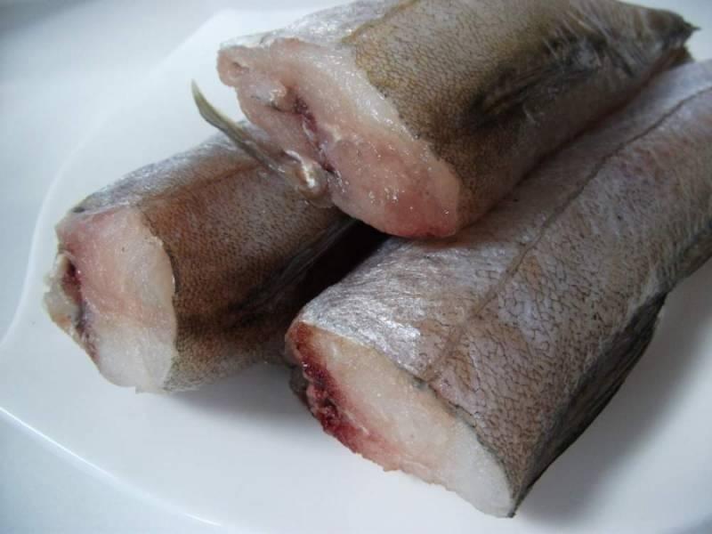 Минтай в маринаде - пошаговый рецепт