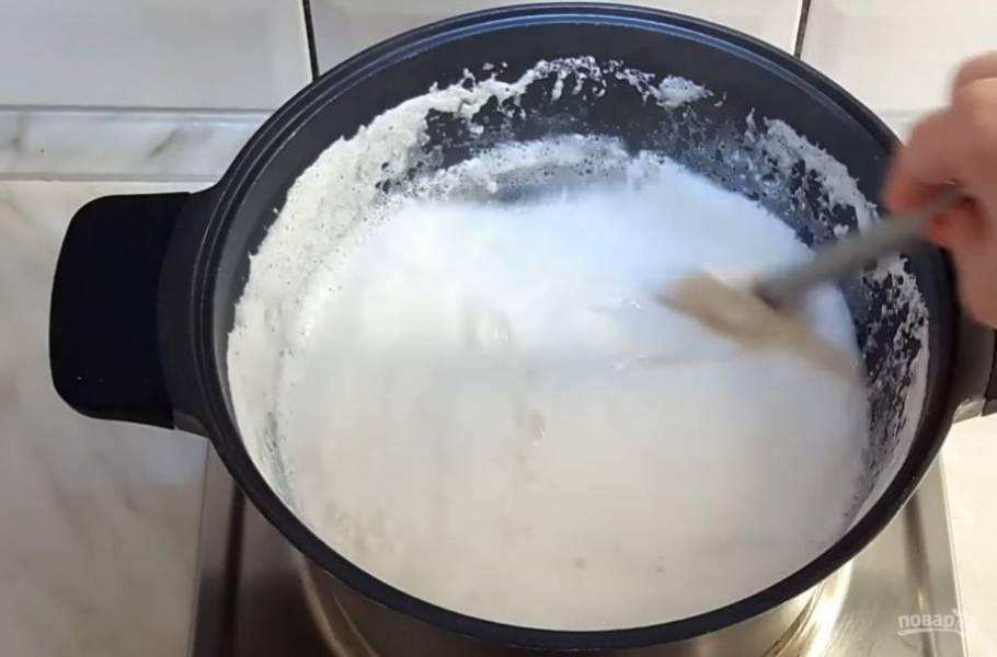 Домашний сыр - Филадельфия - пошаговый рецепт с фото на