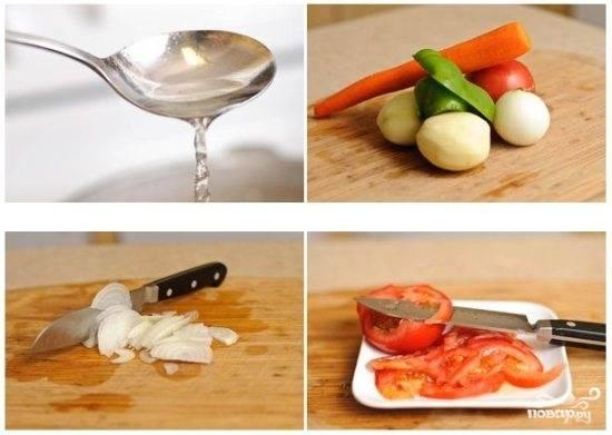 Шурпа из свинины - пошаговый рецепт