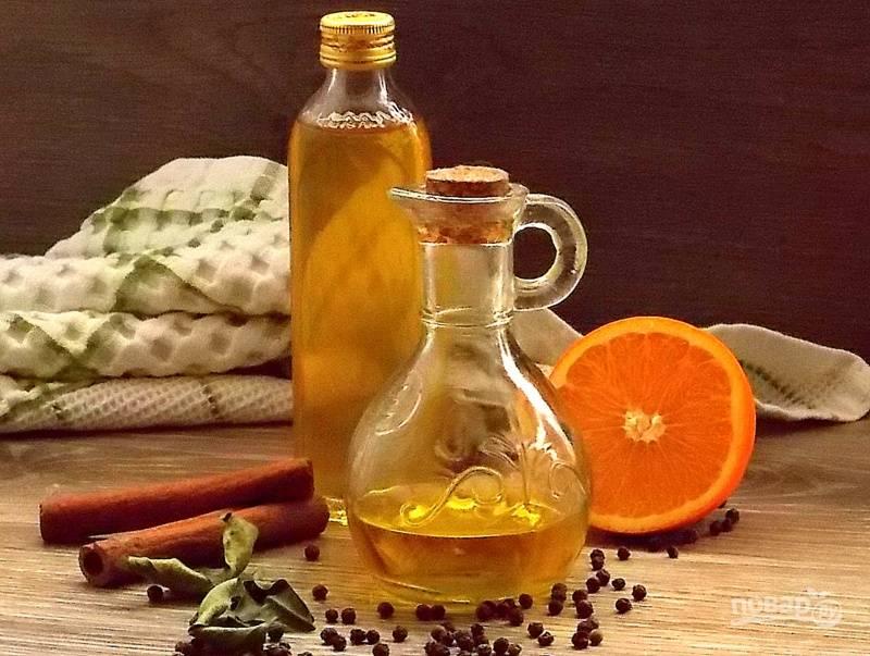 Пряное апельсиновое масло