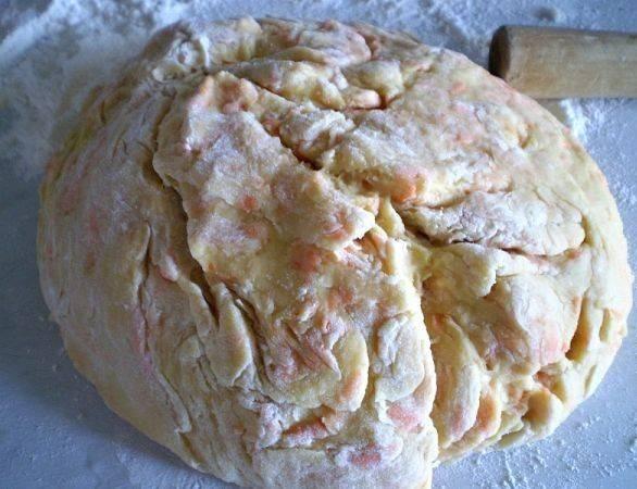 Печенье из моркови - пошаговый рецепт с фото на