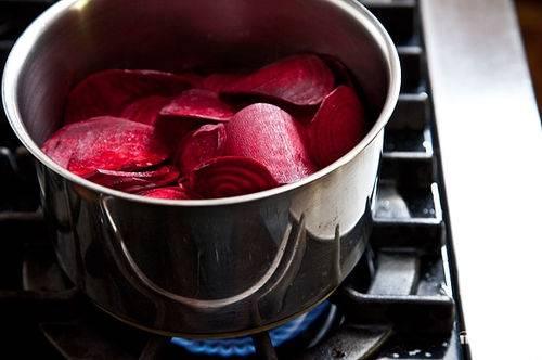 Свекла маринованная на зиму - пошаговый рецепт