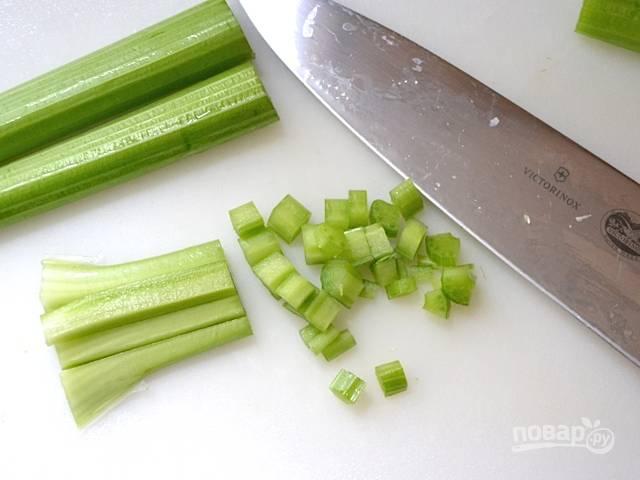 Салат с грудкой - пошаговый рецепт с фото на