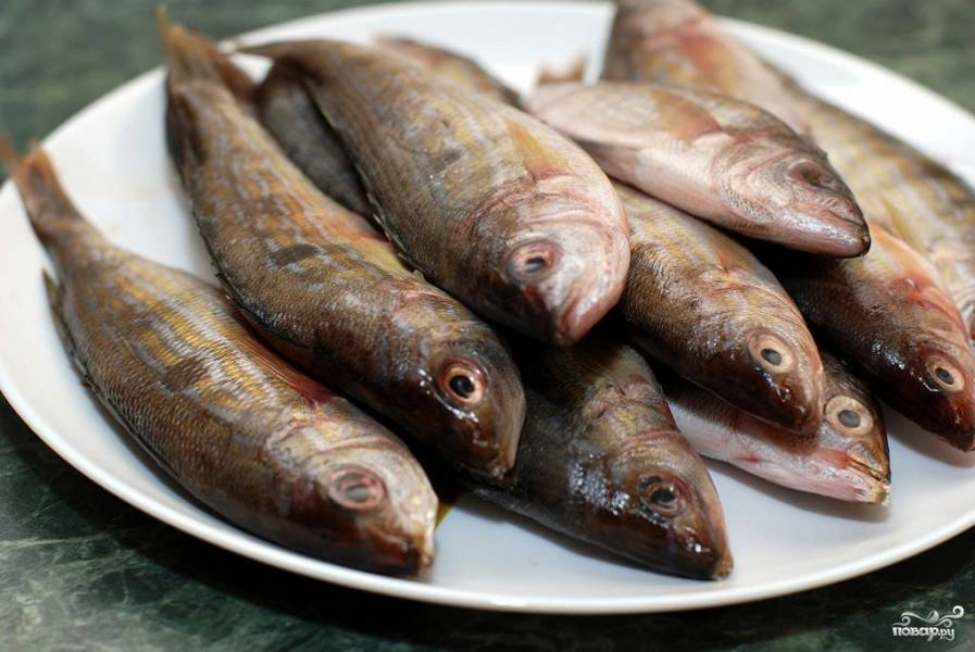 Морской окунь на гриле - пошаговый рецепт с фото на