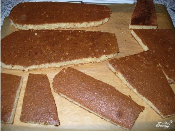 Детский торт - Самолет - пошаговый рецепт с фото на