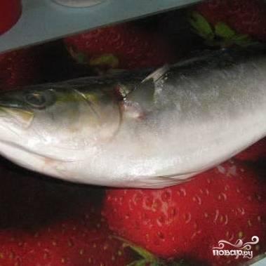 Запеченный тунец - пошаговый рецепт