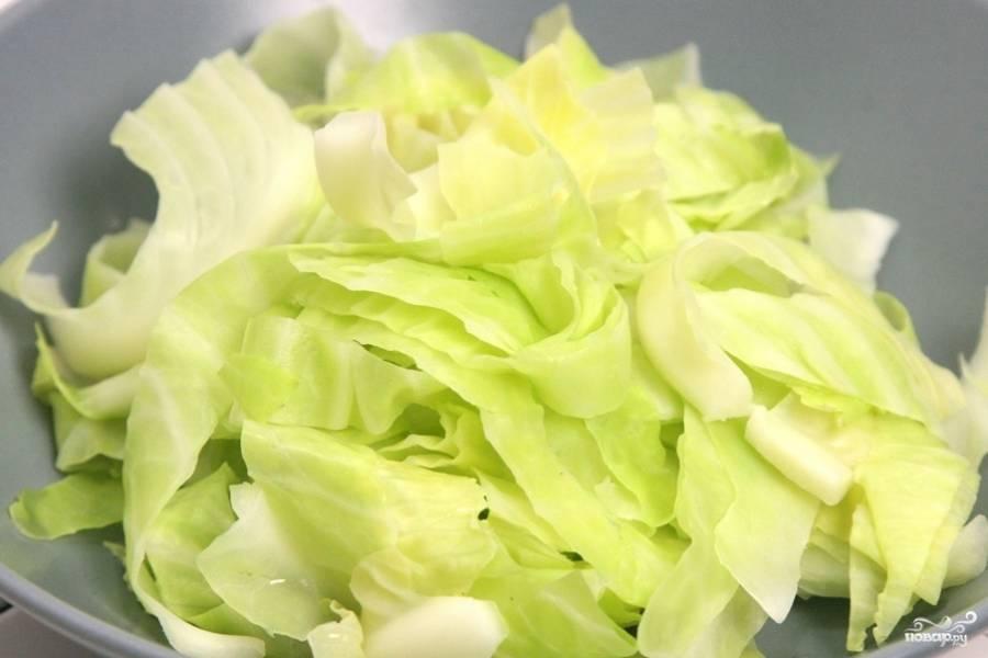 Приготовление вареной цветной капусты