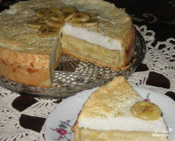 """Торт """"Банановый идеал"""""""
