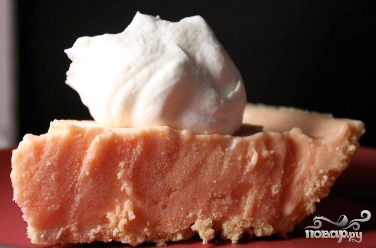 Пирог из папайи