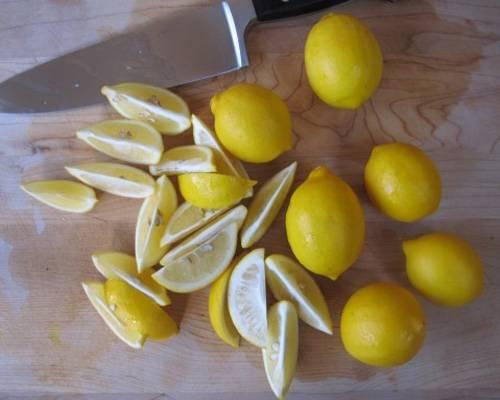 Лимоны с сахаром на зиму - пошаговый рецепт с фото на