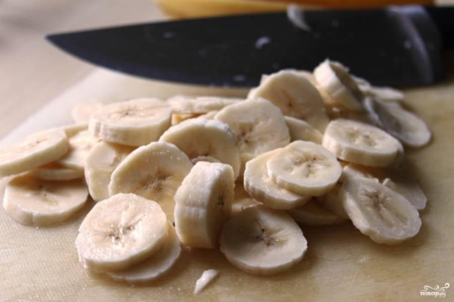 Банановый соус для блинов - пошаговый рецепт