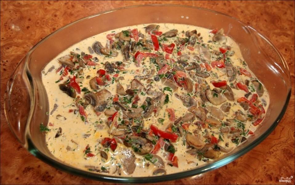 Филе судака в духовке - пошаговый рецепт с фото на