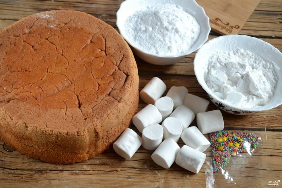 Пасхальный торт - пошаговый рецепт