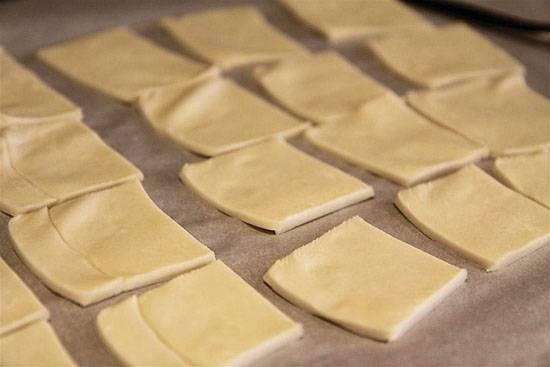 Малиновые пирожки - пошаговый рецепт с фото на