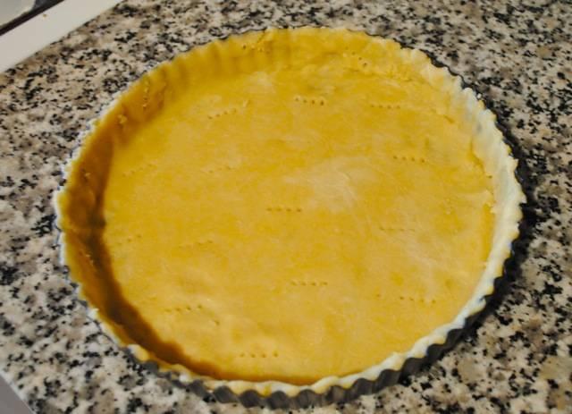 Пирог со смородиной из песочного теста - пошаговый рецепт с фото на